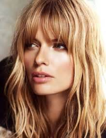 HD wallpapers hairstyle bangs layers