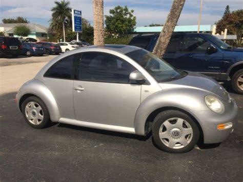 purchase used 2000 volkswagen beetle gls hatchback 2 door 2 0l in bradenton florida united states