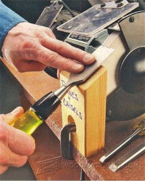 bench grinder tool rest plans woodarchivist