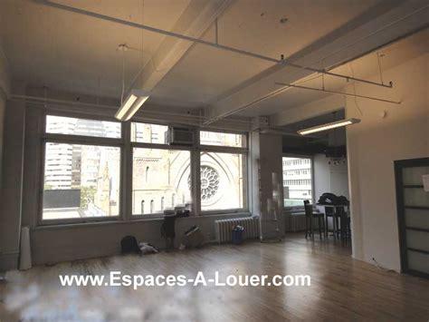 location bureau montreal loft bureau à louer centre ville montreal