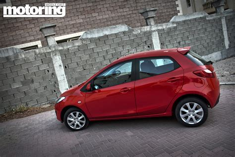 mazda  review motoring middle east car news