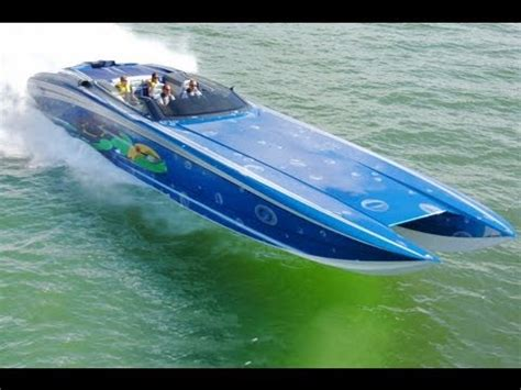 Mti Ufo Boat by What It S Like To Ride In An Mti 48 Quot Ufo Quot 1350