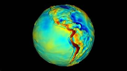 Gravity Earth Nasa Map Center Planet Satellite