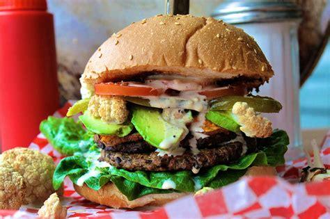 The Ultimate Veggie Burger   WORLD OF WANDERLUST
