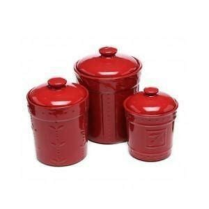 Ebay Kitchen Canisters vintage kitchen canisters ebay