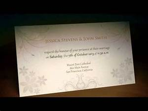 after effect template wedding invitation wedding With wedding invitation box after effects template