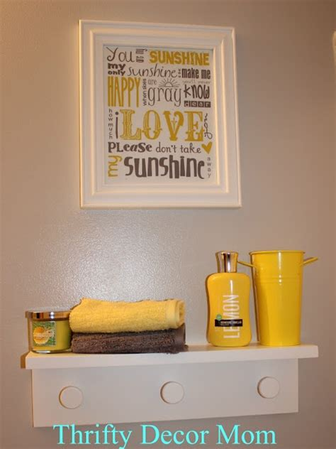 yellow and gray bathroom decor best 20 grey yellow bathrooms ideas on grey