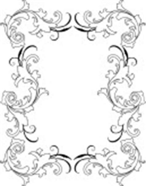 Customize 35+ Victorian Menu Borders - MustHaveMenus