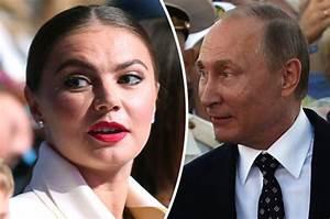 Vladimir Putin 'lover' Alina Kabaeva pictured in Moscow ...