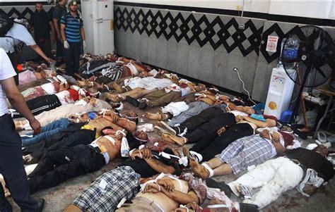 Medics Need New Morgue To House Rabaa Adawiya Dead