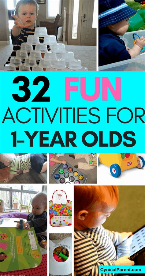 fun activities   year olds youll  run