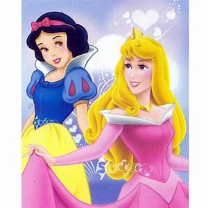 Disney Princess Snow White Large Soft Fleece Winter ...