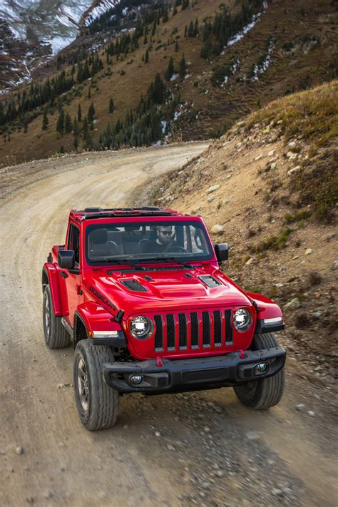 Jeep Wrangler Picture by 2018 Jeep Wrangler Drive Review Pictures Specs