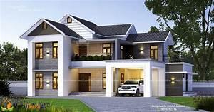 3122, Square, Feet, Double, Floor, Contemporary, Home, Design