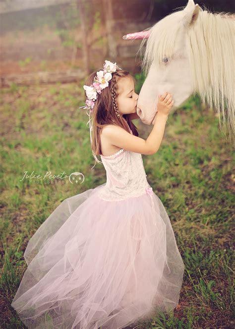 unicorn mini session child photography