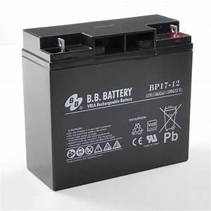 12v 17ah Battery  Sealed Lead Acid Battery  Agm   B B