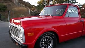 1972 Chevy C10 Pickup Truck Short Box New Paint Interior
