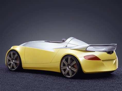 Concept Cars by Seat Coupe And Roadster Concept 2001 Concept