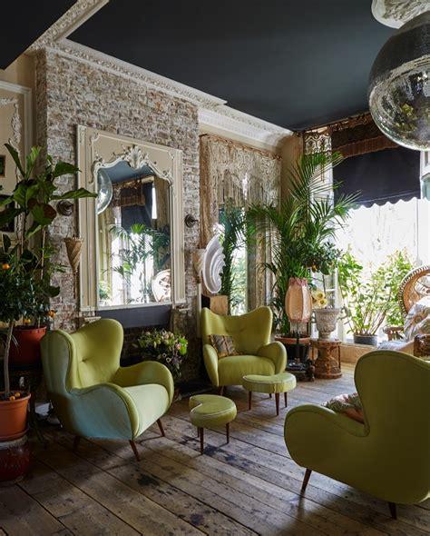 The Bohoglam Apartment Of Sera Hershamloftus  Dear Designer