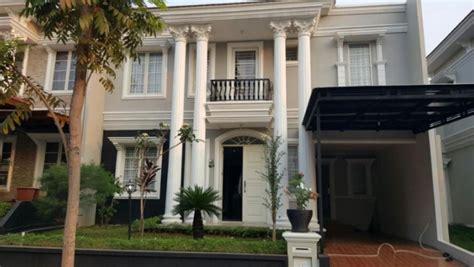 desain rumah mewah eropa modern  klasik