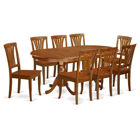 9 dining room table 9 piece dining room set dining table with 8 kitchen dining