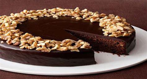 recette cuisine gateau chocolat recette gâteau au chocolat noix essyndic com