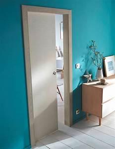Porte à Galandage Castorama : superbe porte coulissante 73 cm castorama 9 les 25 ~ Dailycaller-alerts.com Idées de Décoration