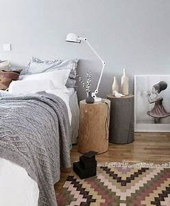 Deco Bois Et Blanc : les avantages d 39 une chambre cocooning deco cool ~ Melissatoandfro.com Idées de Décoration