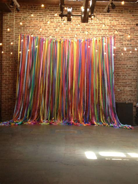 Backdrop Ideas For School by This Would Be An Awesome Idea For A Wedding Alter If It