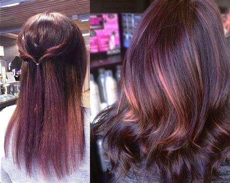 Chocolate-mauve-hair-hair-coloring-ideas-fantasy-hair