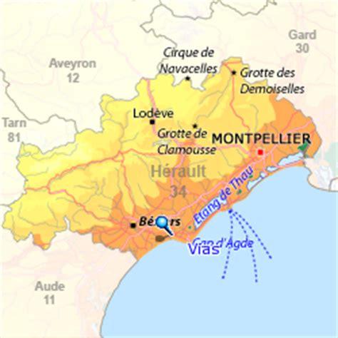 location mobil home cing la carabasse 224 vias plage en
