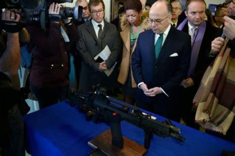 prefecture de interieur les brigades anti criminalit 233 d 233 sormais 233 quip 233 es de fusils d assaut le point