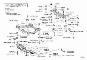2013 Toyota Camry Radiator Support Splash Shield  Right