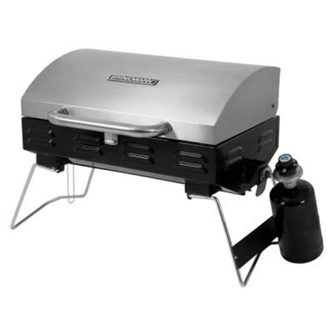 Brinkmann Outdoor Electric Grill by Brinkmann Portable Propane Gas Grill 810 1100 Sb The