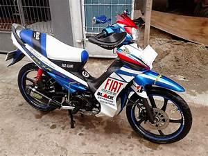 Modifikasi Motor Yamaha Vega Zr Keren Terbaru