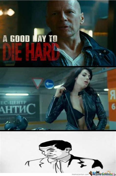 Die Hard Meme - a good day to die hard by sbolivarmusic meme center