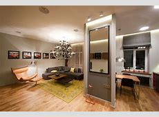 Open Plan Living, Studio Apartment in Riga by Eric Carlson