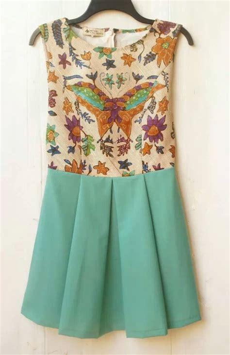 images  style batik dress  pinterest