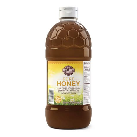 Wellsley Farms Pure Honey  Lbs  Ee  Bjs Ee   Wholeclub