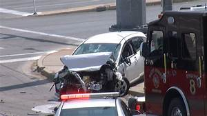 Two People Injured In Car Accident Sunday Afternoon