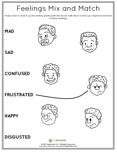 help children to identify different emotions with the