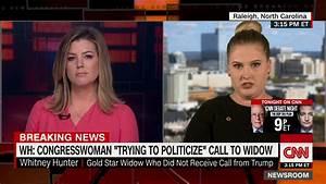 Gold Star widow: I wish Trump had called me - YouTube
