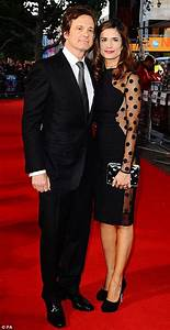 Colin Firth's wife Livia Giuggioli upstages him at ...
