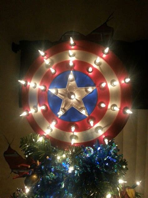 28 best marvel christmas tree topper avengers tree