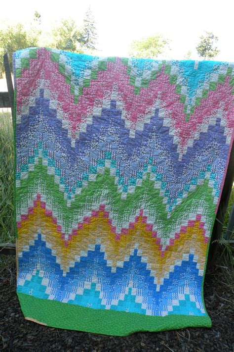 springtime bargello quilt pattern favequiltscom