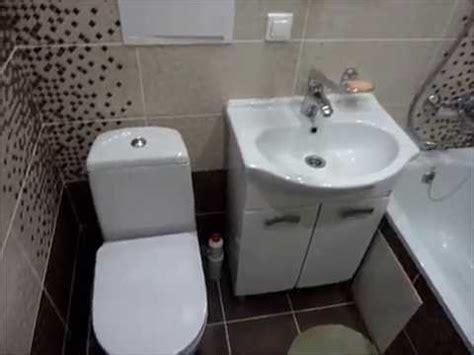 Ремонт ванной комнаты (Хрущевка) Youtube