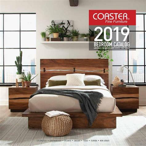 coaster  bedroom catalog  coaster company  america