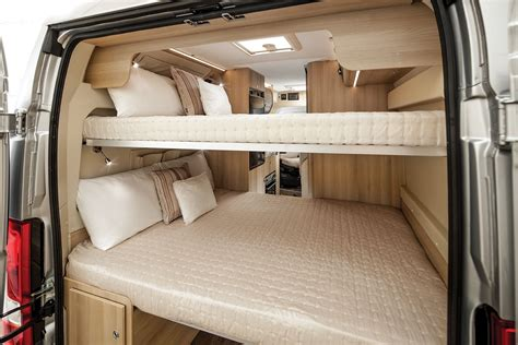 Tribute 669 Campervan With 2x Double Bunk Beds …