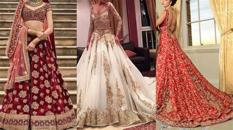 Wedding Dresses Indian : Top Designer S Latest Wedding Dresses