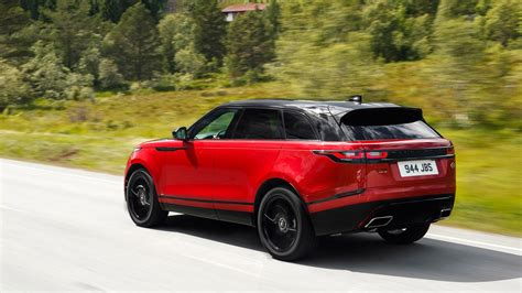range rover velar range rover velar 2017 review car magazine
